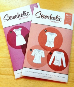 Creative Counselor: Sewaholic patterns