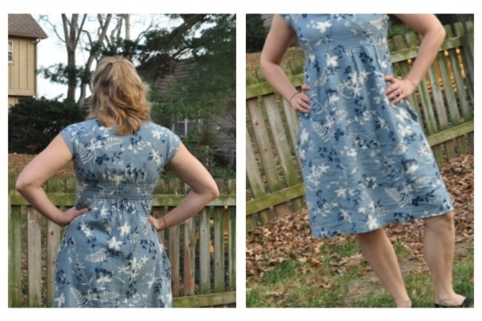 Creative Counselor: First Washi Dress