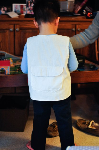 Creative Counselor: Back bellow pocket