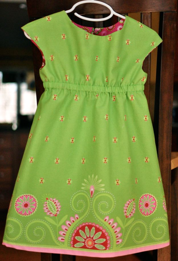 Creative Counselor: Roller Skate dress front