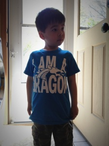 Creative Counselor: I am a Dragon T-shirt