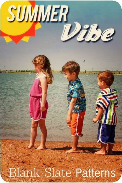 Summer Vibe Collection from Blank Slate Patterns