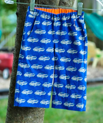 Creative Counselor: Clean Slate Car Shorts