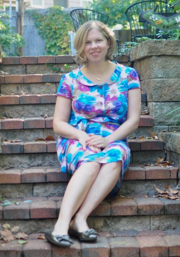 Creative Counselor: Miz Mozelle dress