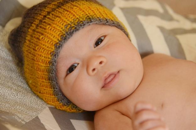 Creative Counselor: Barley Hat #3