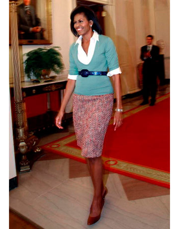 Michelle Obama inspiration photo