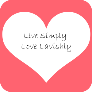 Creative Counselor: Live simply, love lavishly