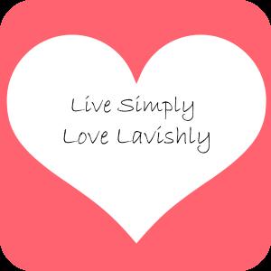 Creative Counselor: Live simply, love lavishly