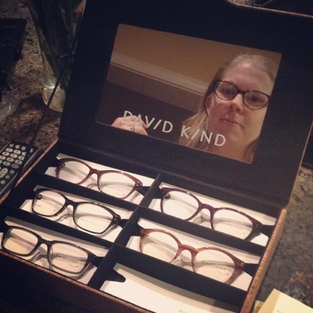 New glasses are a-comin'!