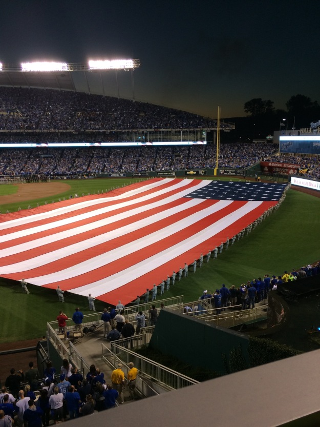 Creative Counselor: World Series Game 1