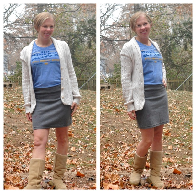 Creative Counselor: How to Style your Mable Skirt