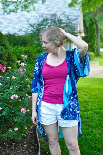 Creative Counselor: DIY Kimono