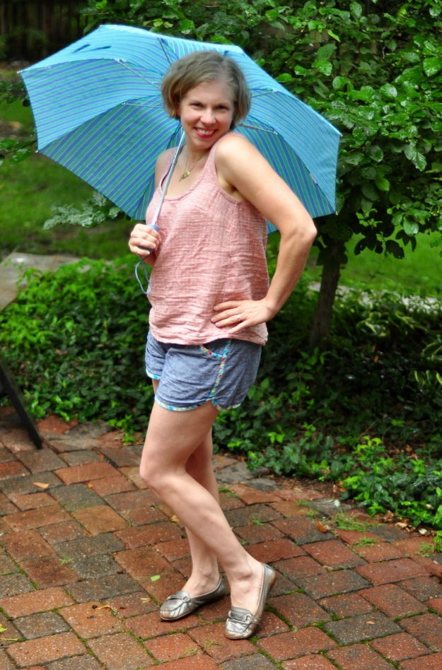 Tiny Pocket Tank sewn by Katie @ www.creative-counselor.com