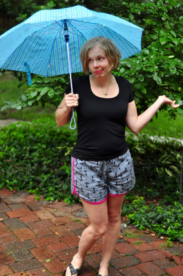 Creative Counselor: Prefontaine shorts for 1 Pattern 3 Ways