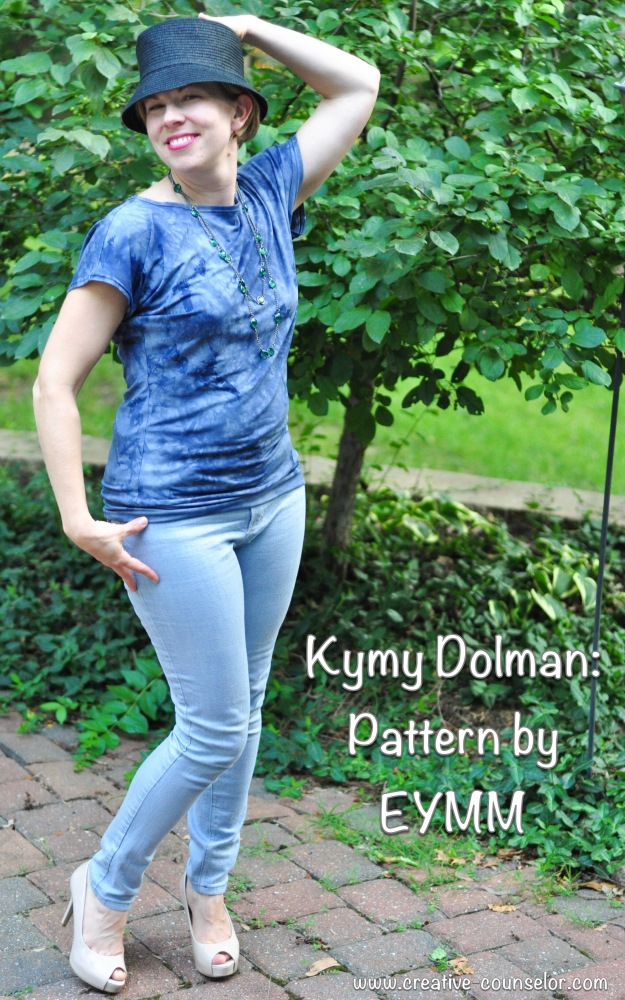 Creative Counselor: Kymy Dolman Top by EYMM