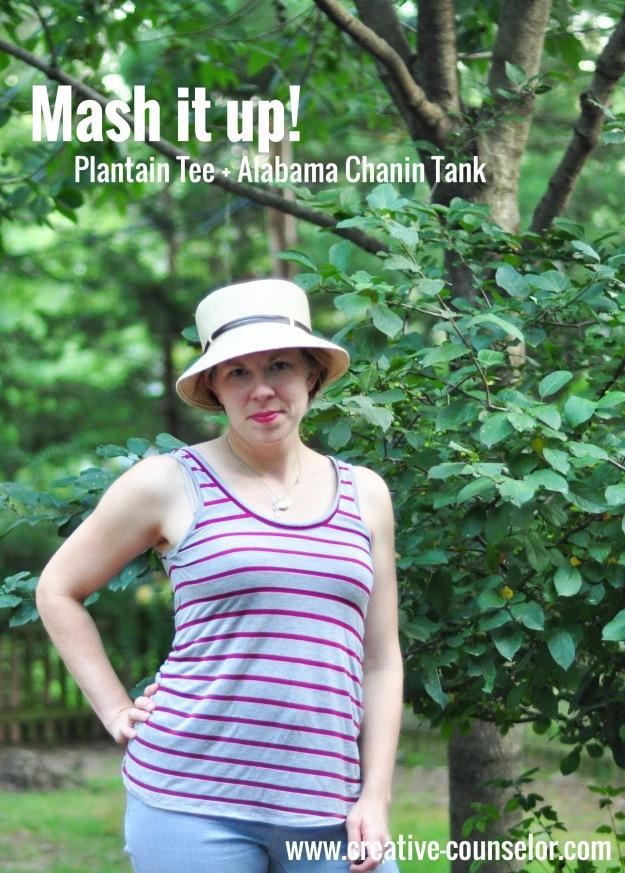 Creative Counselor: Plantain tank mash-up