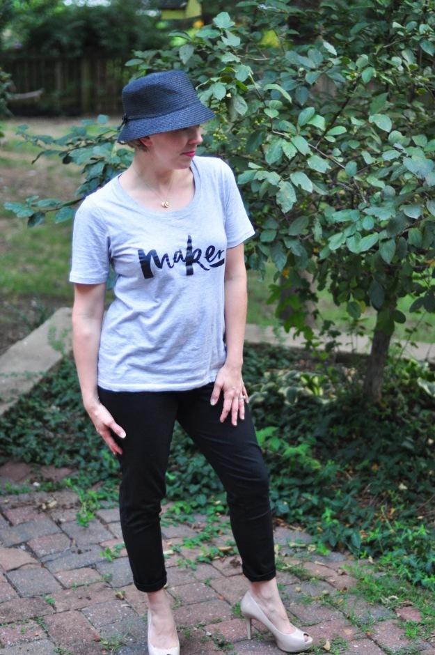 Creative Counselor: Jocole Ladies Skinny Pants