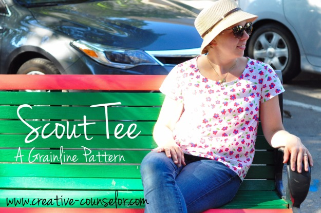 Creative Counselor: Scout Tee