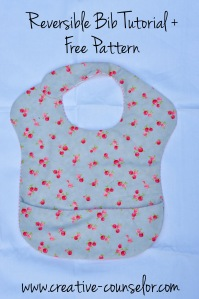 Creative Counselor: Free Bib Pattern