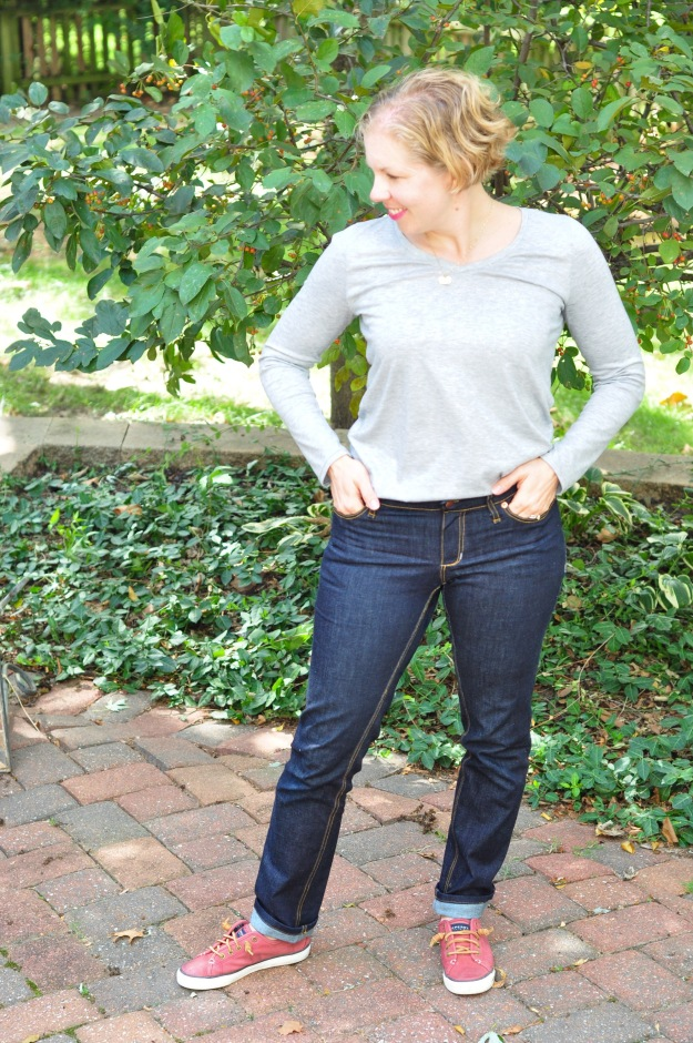 Creative Counselor: Ginger Jeans