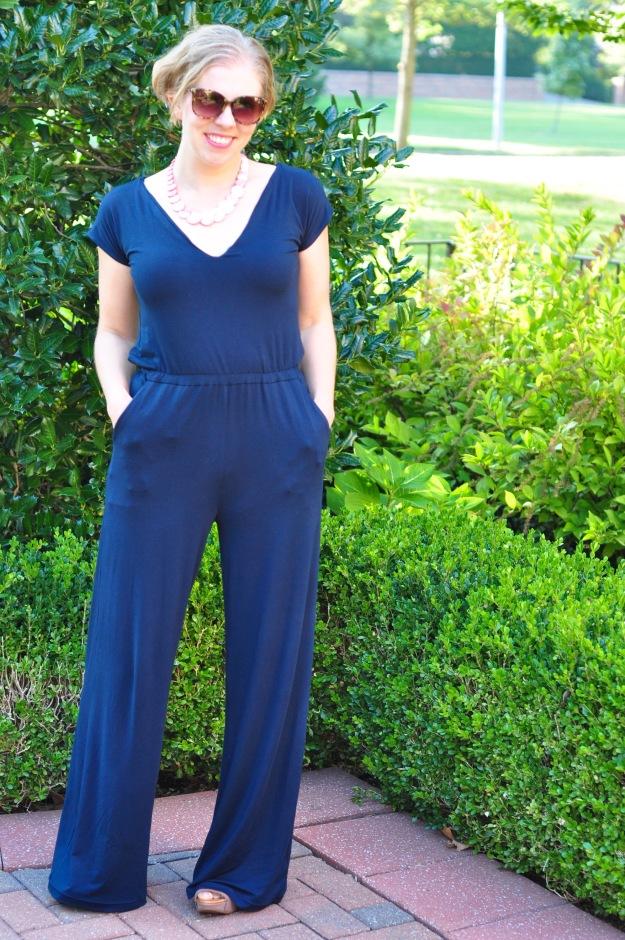 Creative Counselor: Sallie Jumpsuit
