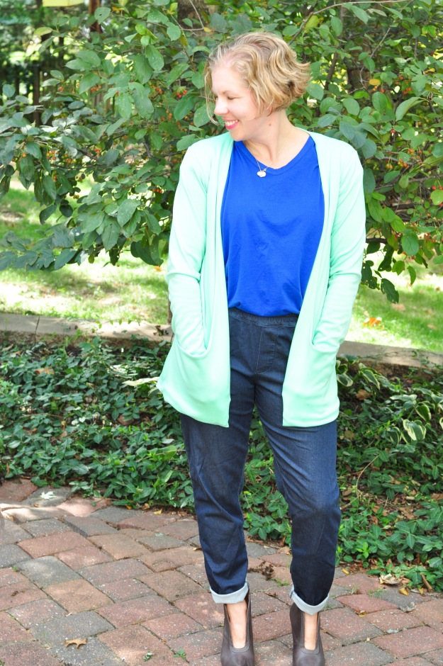 Creative Counselor: Jalie Drop Pocket Cardigan