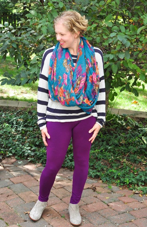 Creative Counselor: Virginia Leggings