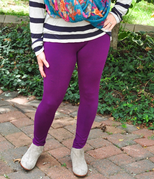 Creative Counselor: Virginia Leggings
