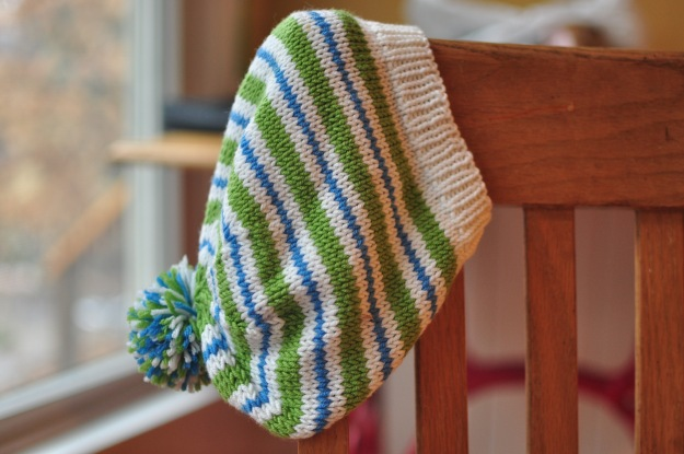 Creative Counselor Knits: Christmas Hats