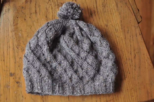 Creative Counselor Knits: A hat for me