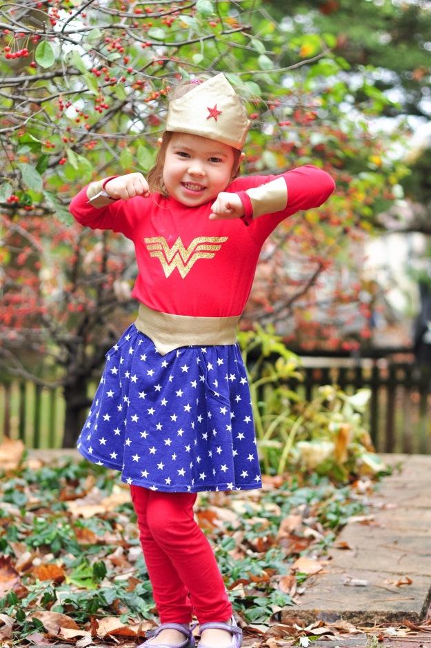 Creative Counselor: Wonder Woman