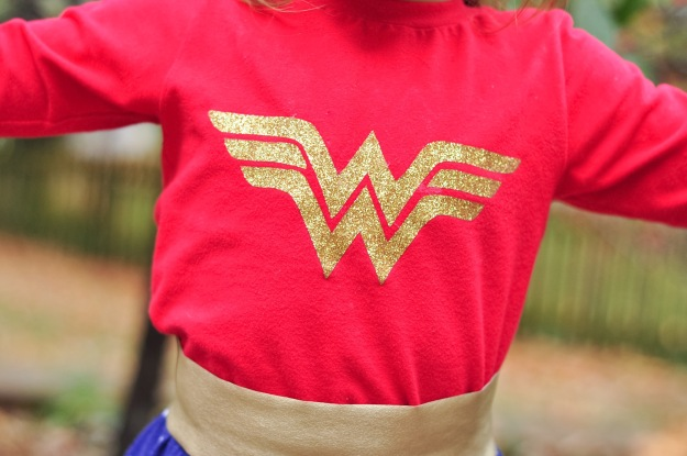 Creative Counselor: Wonder Woman