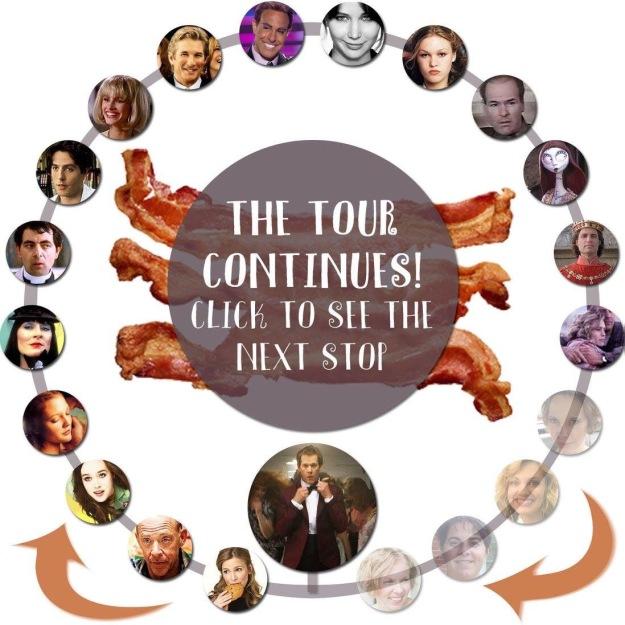 Six Degrees Blog Tour Day 9