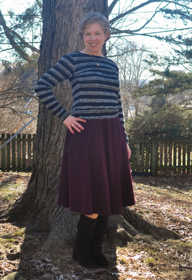 Creative Counselor: Sybil Skirt