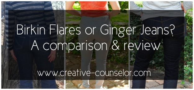 Creative Counselor: Birkin v. Ginger