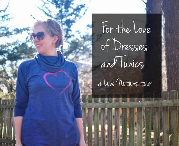 Creative Counselor: For the Love of Tunics and Dresses, La Bella Donna