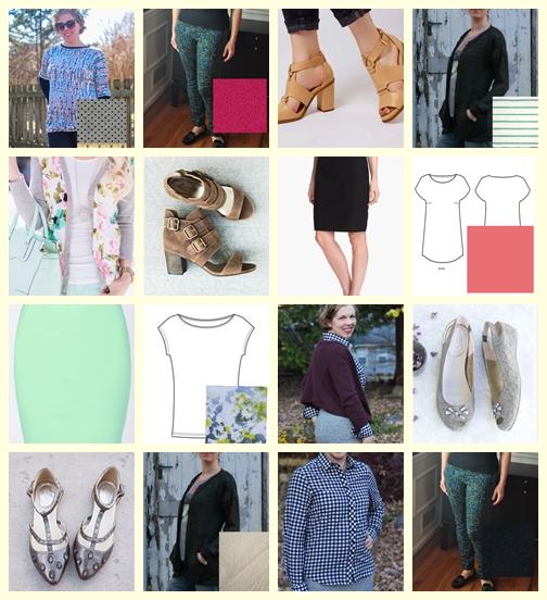 Creative Counselor: Wardrobe in a Week