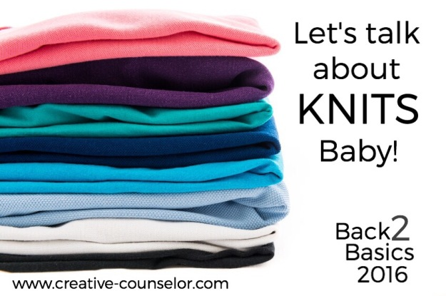 B2B: let's talk about knits