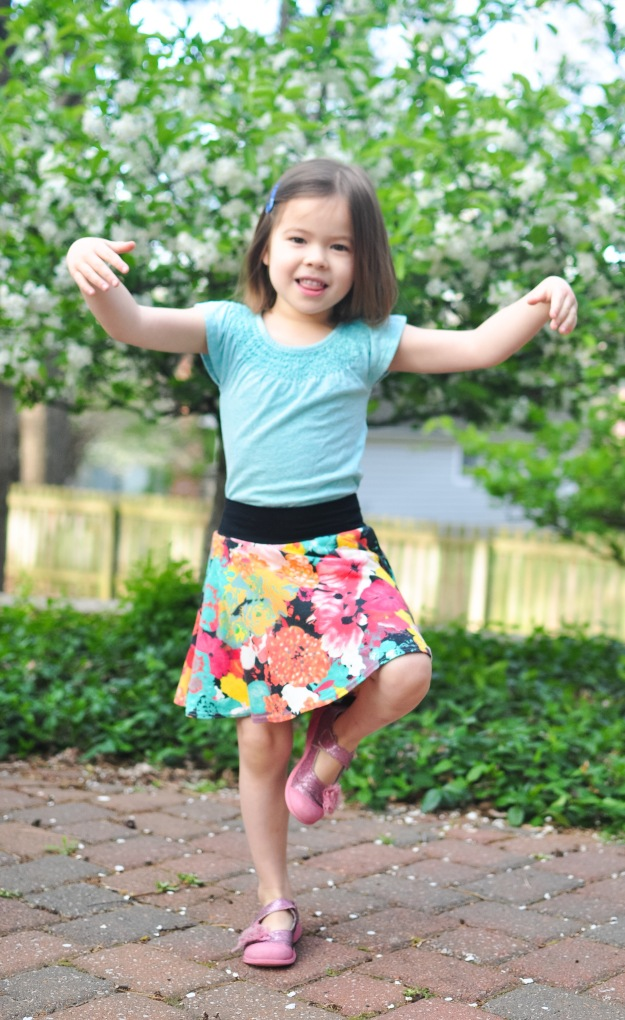 Creative Counselor: EYMM Girls Capsule Skirt