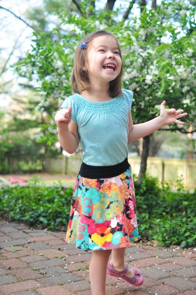 Creative Counselor: EYMM Girls Capsule Skirt