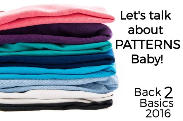 Back 2 Basics: Lets talk about patterns