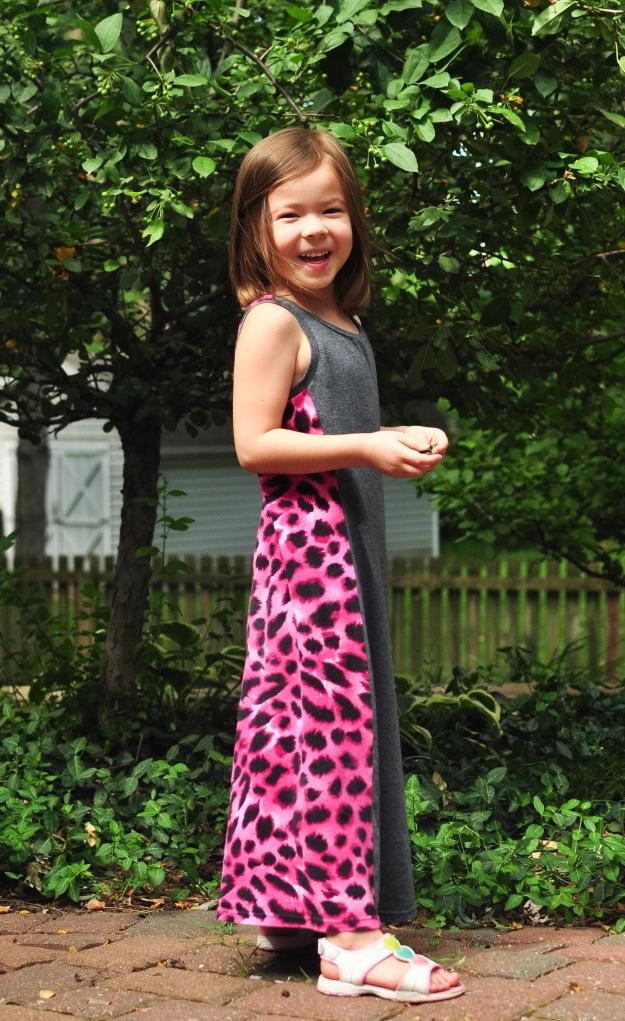 Creative Counselor: Girls Tidal Dress