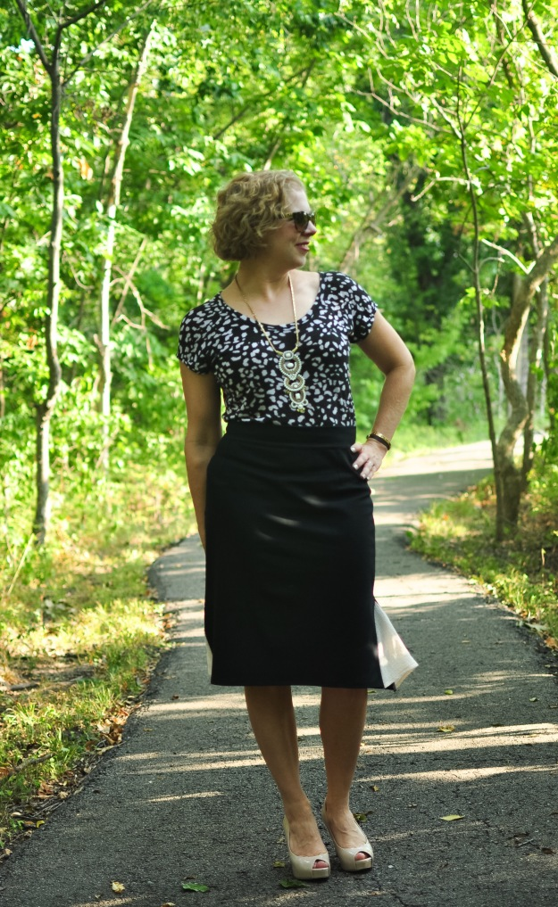 Creative Counselor: Runway Skirt