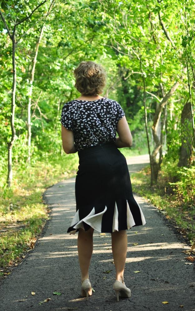 Creative Counselor: Runway Skirt
