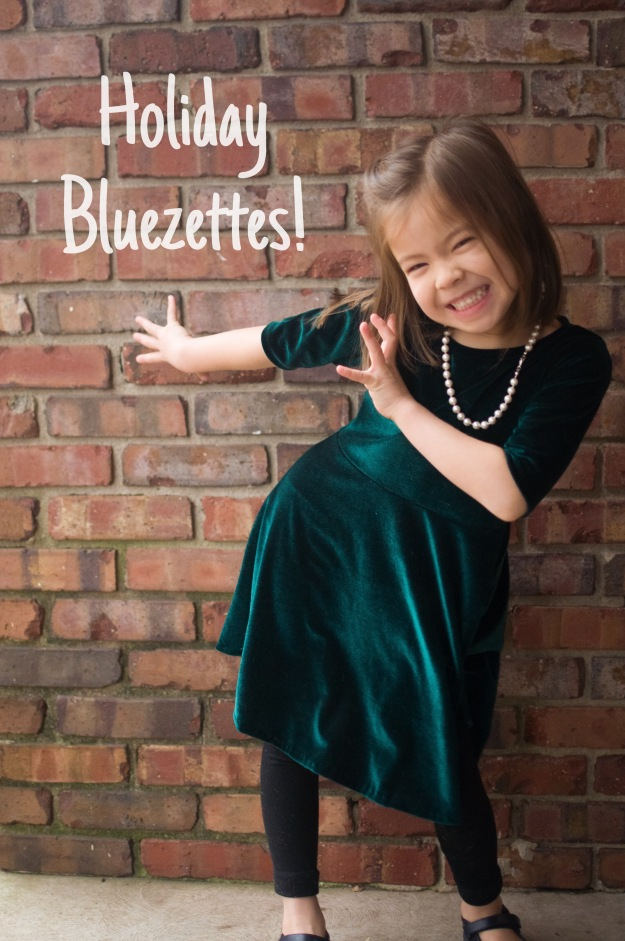 Creative Counselor: Holiday Bluezettes