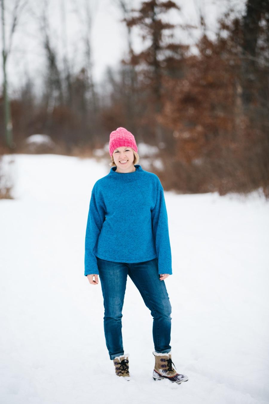 Creative Counselor: Named Talvikki Sweater