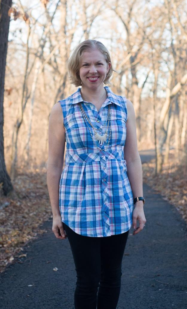 Creative Counselor: Bruyere shirt