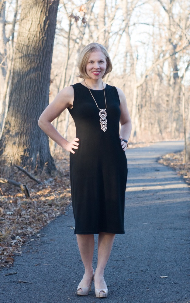 Creative Counselor: Panama Tee Dress