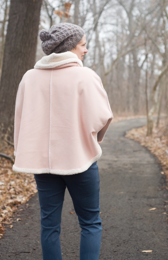 Creative Counselor: Popover Poncho