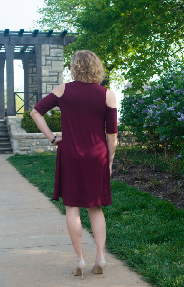 Creative Counselor: Scarlet Swing Dress